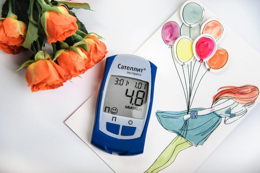 apparecchio per la misurazione della glicemia