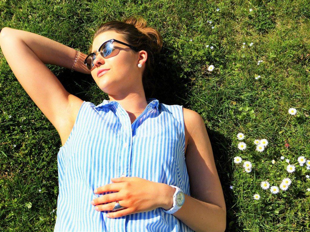 prendere il sole per aumentare la vitamina d