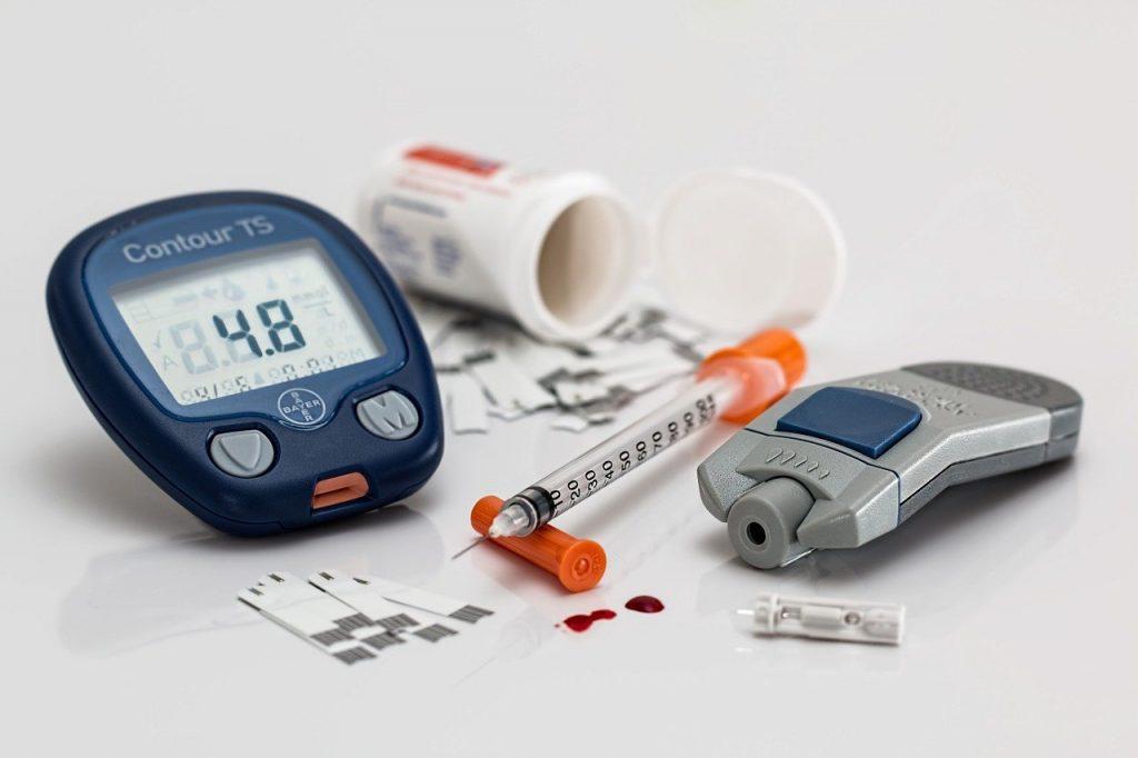 diabete e misuratore
